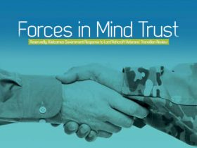 Forces in Mind Trust ER Magazine