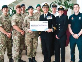 Atkins #SaluteOurForces